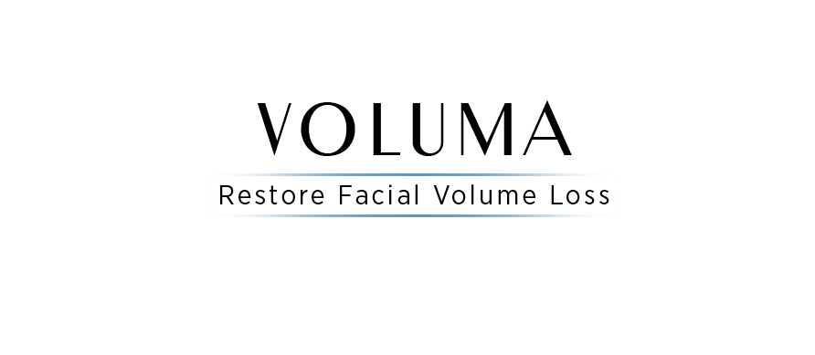 VOLUMA® XC - JUVÉDERM VOLUMA® XC adds volume to correct age-related volume loss in the cheeks to help create a more youthful appearance. Wrinkles and lines aren't the only signs of aging. Over time, the cheeks flatten, and the skin may begin to sag. This is caused by a natural loss of volume in the cheek area, or what the experts call age-related midface volume loss. JUVÉDERM VOLUMA® XC is designed to add volume beneath the skin's surface to lift and contour the cheek area.