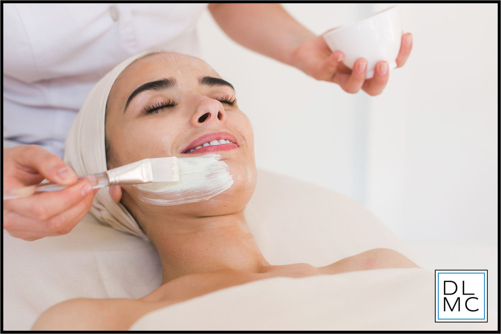 chemical peel - A chemical peel is a treatment in which a chemical solution is applied to the skin that causes it to exfoliate and eventually peel off. After the skin has flaked off the new, regenerated skin is smoother and more even in tone.What problems can it help with?It can help improve mild skin discoloration, smooth out the appearance of rough skin, age spots, treat some precancerous skin growths, i.e. actinic keratosis, smooth out fine lines and wrinkles, smooth out acne scars, dry up an active acne breakout and restore PH in the skin.
