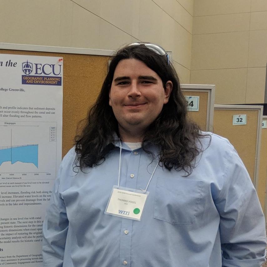 Tom Vogel, PhD student
