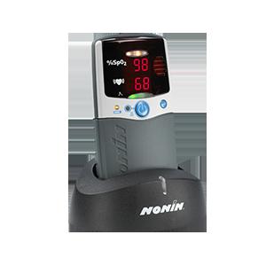 เครื่องวัดชีพจรออกซิเจนแบบพกพา Nonin-palmsat2500