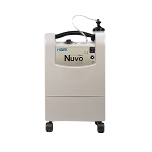 เครื่องผลิตออกซิเจน (Oxygen Concentrator) 5 ลิตร Nidek - Nuvo lite
