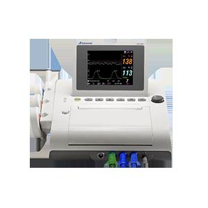 เครื่องบันทึกการบีบตัวของมดลูกและติดตามการเต้นของหัวใจทารกแฝดในครรภ์ Advanced Instrumentations-FM-3000