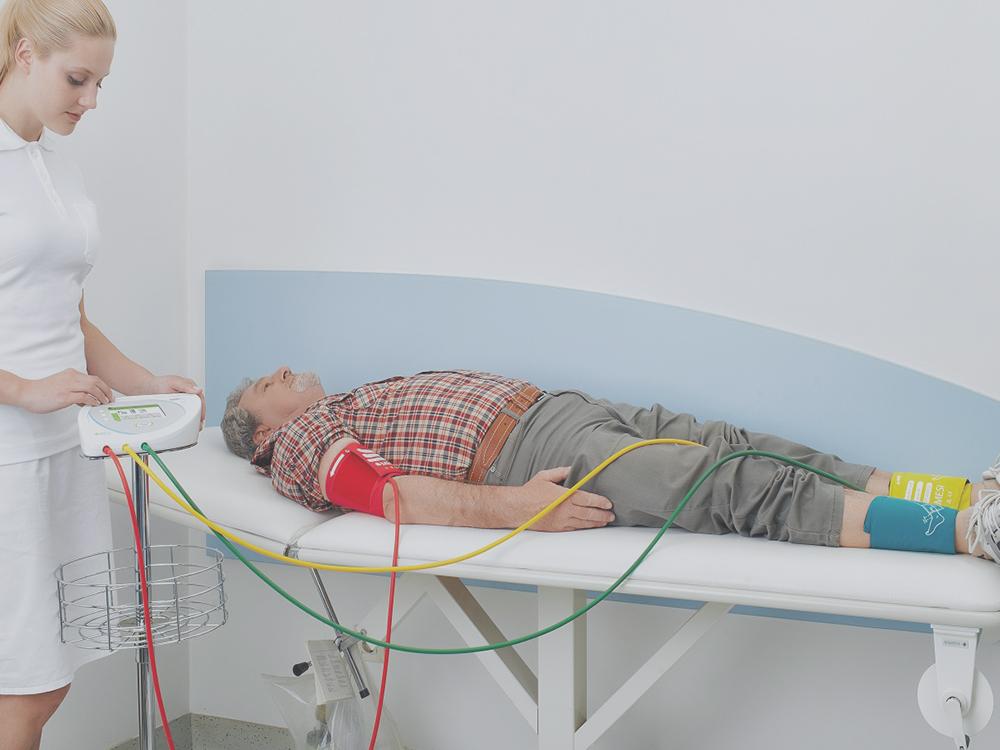 ABPI - เครื่องตรวจสมรรถภาพหลอดเลือดแดง