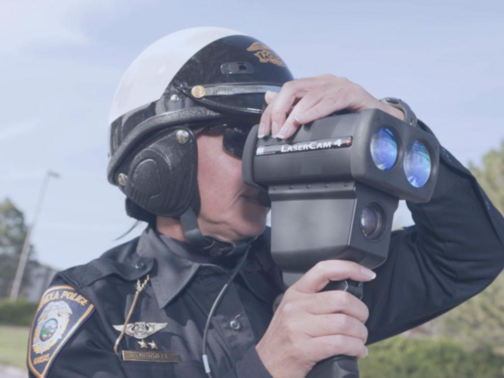 Speed Enforcement - เครื่องตรวจจับความเร็วระบบเเสงเลเซอร์