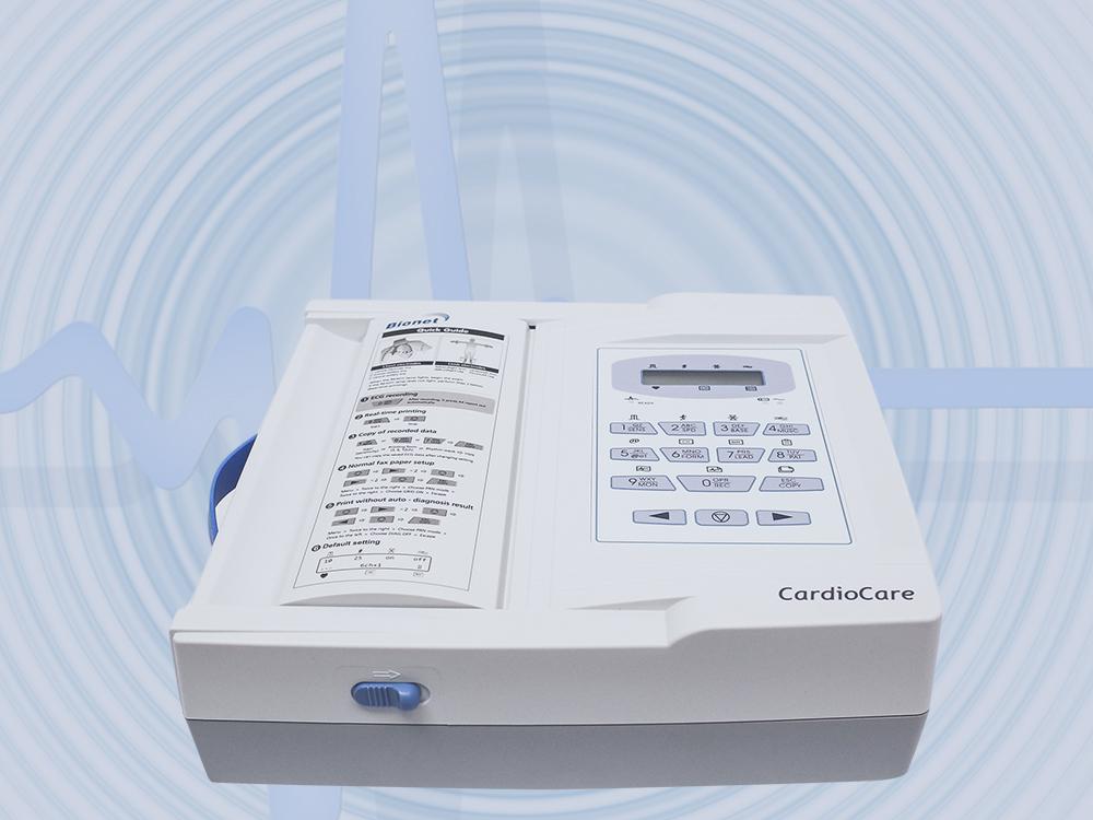 ECG Recorder - เครื่องตรวจคลื่นไฟฟ้าหัวใจ