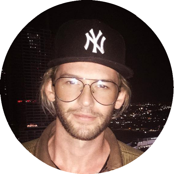 Dylan Kelly - Model + Musician, Universal RecordsLos Angeles, California