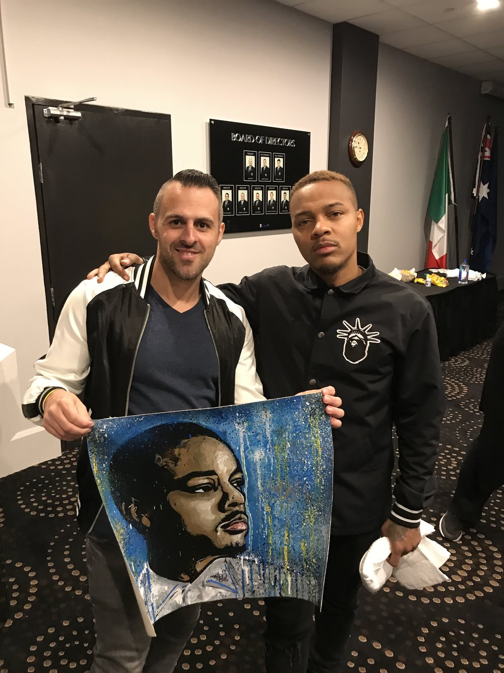 Bow Wow x Matteo Charles