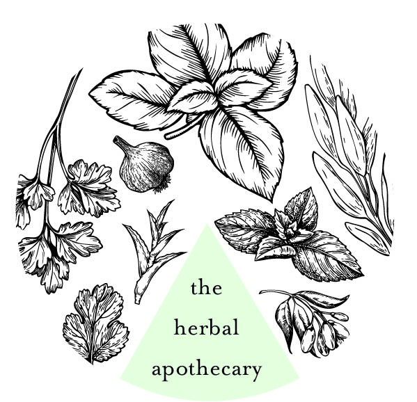 Logo for The Herbal Apothecary