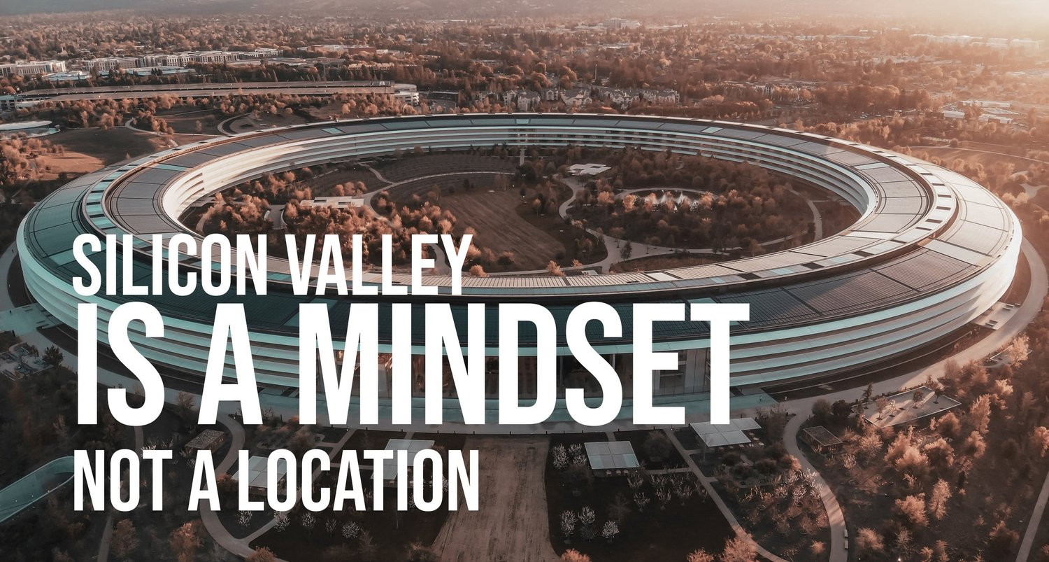 Networking with Silicon Valley Mindset — Nordic Innovation House