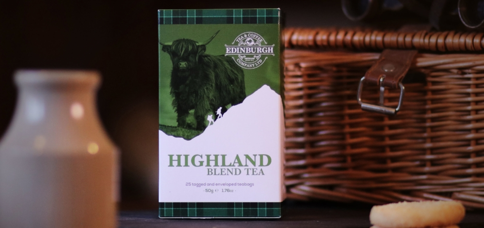 Hand Crafted Teas - Perfectly suited to Scottish waters