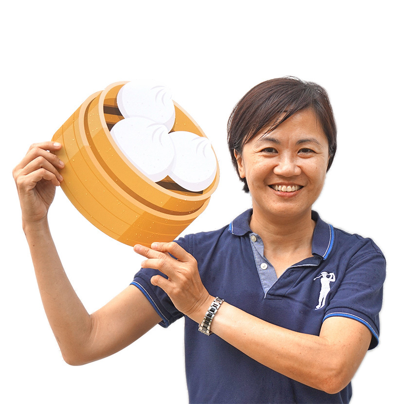 """SU LING - Hello, I am Su Ling, your local guide ready to help you experience the real side of Singapore!I am a 'true blue' local born Singaporean who speaks English with a local accent aka """"Singlish""""! My ancestors came from Hainan Island in China. I am proud to have Hainanese ancestry because the Hainanese are well known to have great taste buds! Growing up in Singapore I have witnessed its growth from a kampong (village) to a beautiful city and would love to share the stories of our heartland, culture and the delicious food scene with you!I was in the property and facilities management line for 15 years till I decided to call it quits in order to boost my soul and do something more fulfilling. My inclination to share good recommendations to friends and family led me to tourist guiding. When my tour guests love what I recommend and share with them it really makes my day.In Singapore, you will experience """"rojak"""". That is the Malay word that means """"mixed"""". It is the mix of cultures, races and food all in one place that makes Singapore unique. I warmly welcome you to come here and experience the """"rojak"""" with me!"""