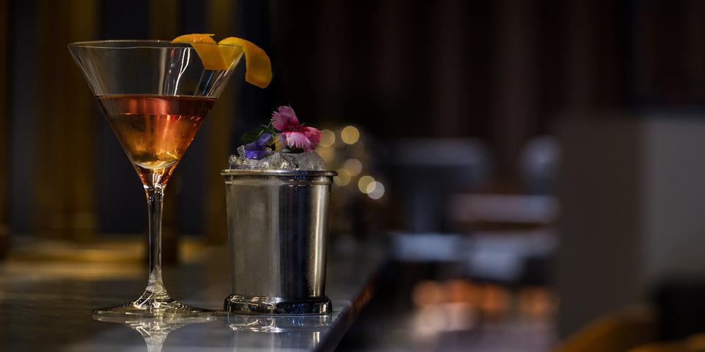 The Grahamston Bar I Grahamston speciality cocktails