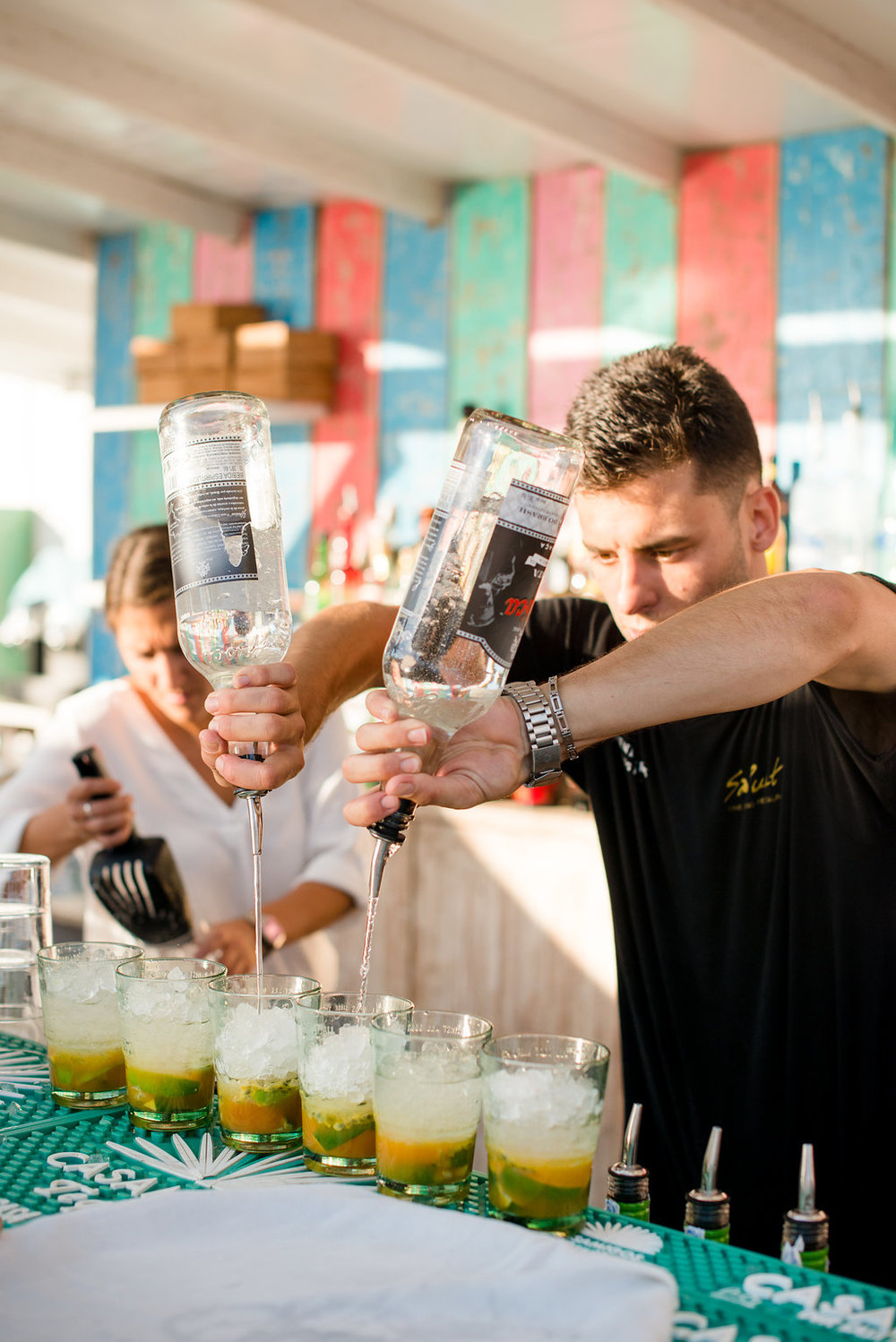 ibiza flair, cocktails, events, obi and the island