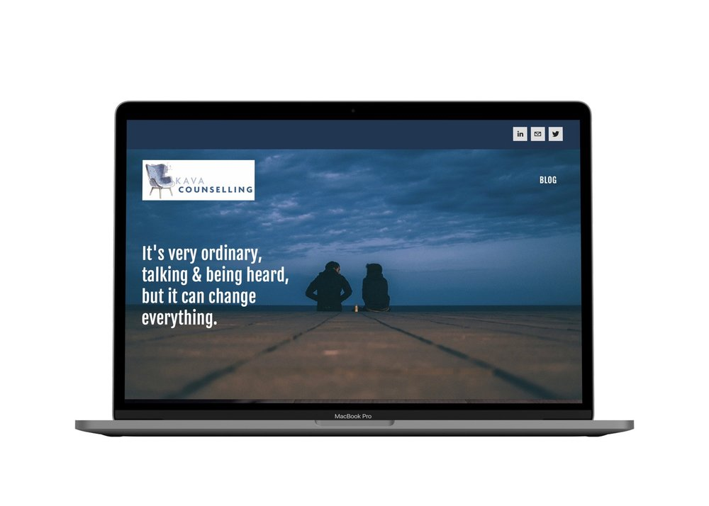 Squarespace for Counsellors