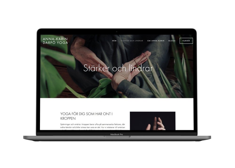 Squarespace for Health