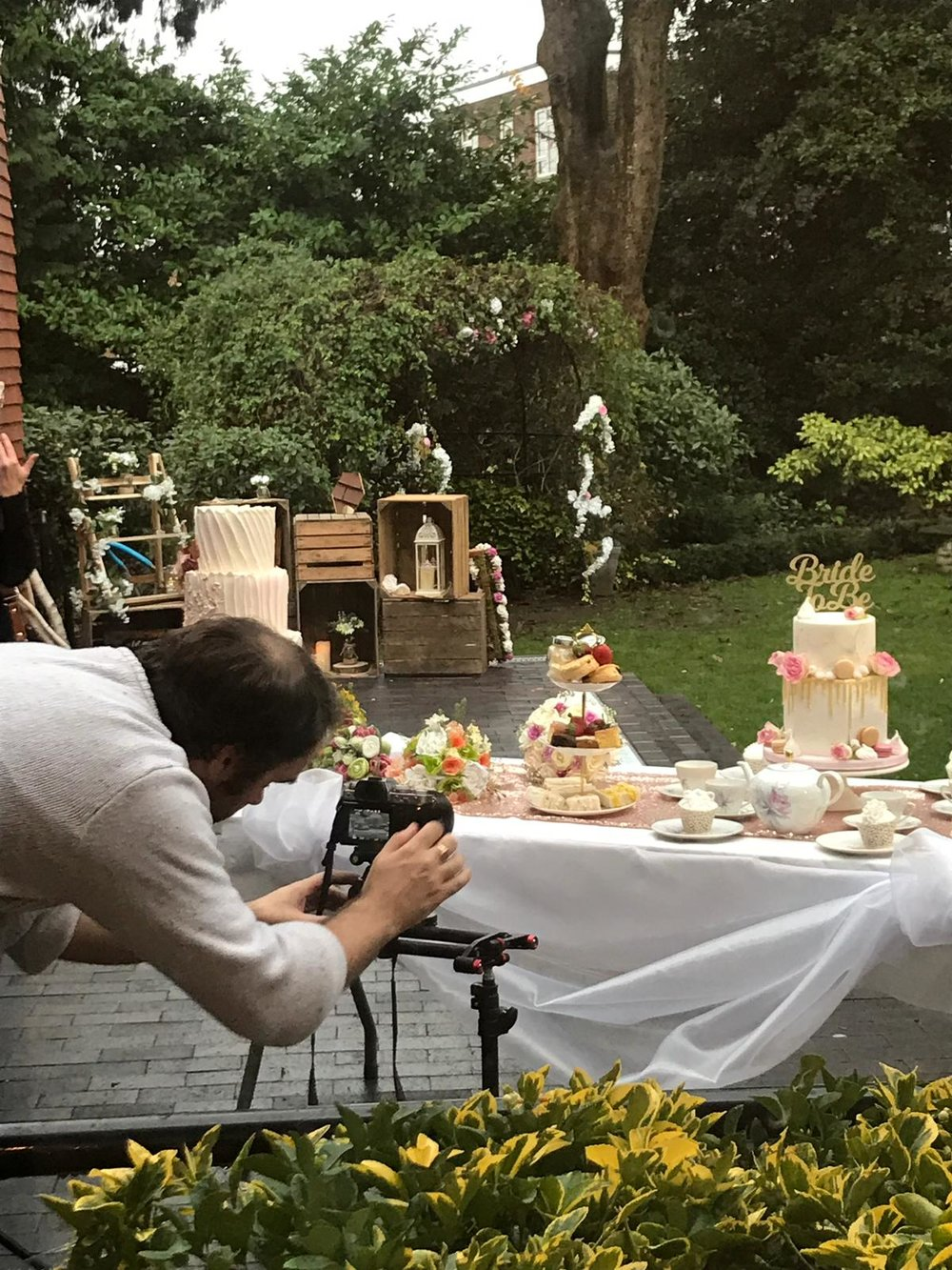 Videography by Colin at Colin D Miller Photography