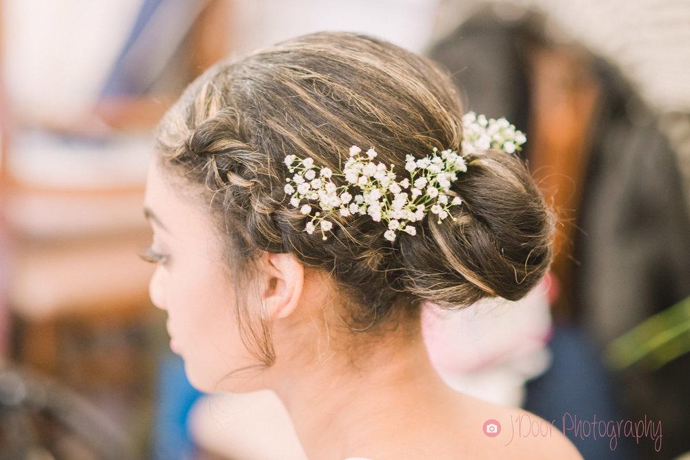 Hair by Emma Wallis at Emma J Hair Styling.