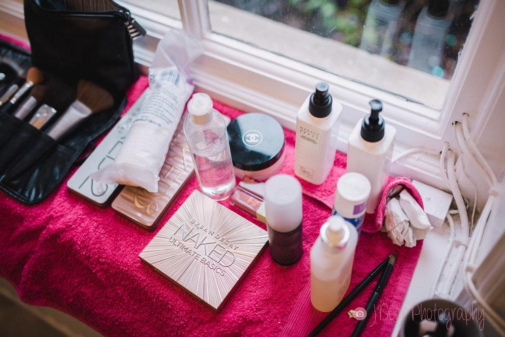 Makeup - Glamavan