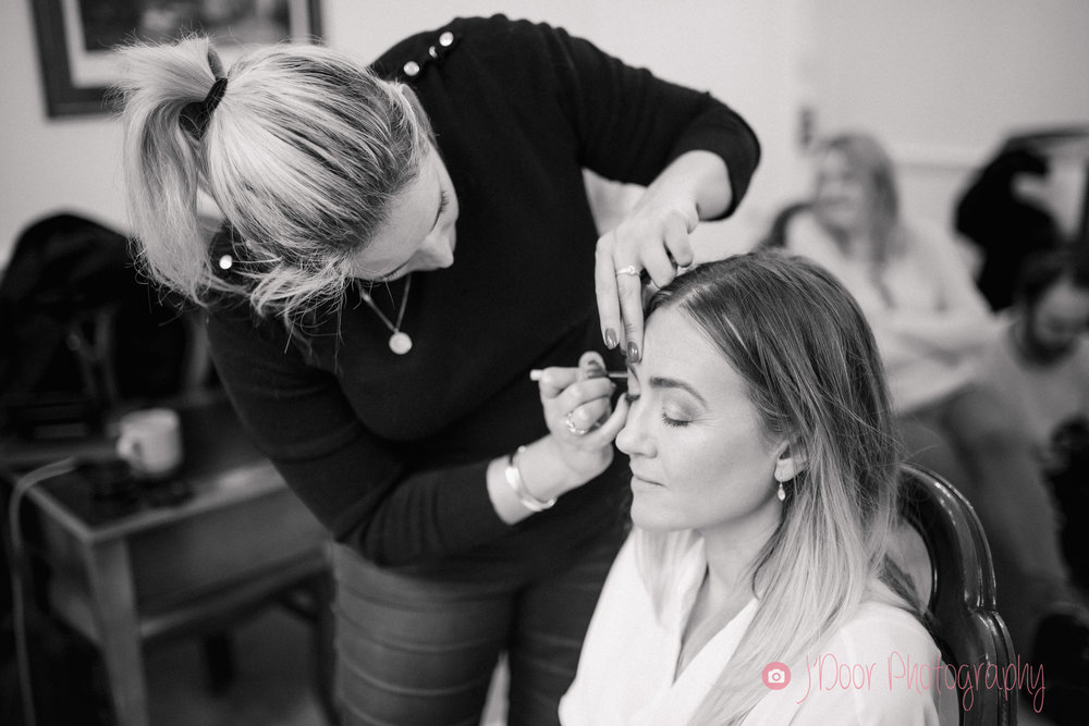 Toni Cassidy - Makeup at Glamavan