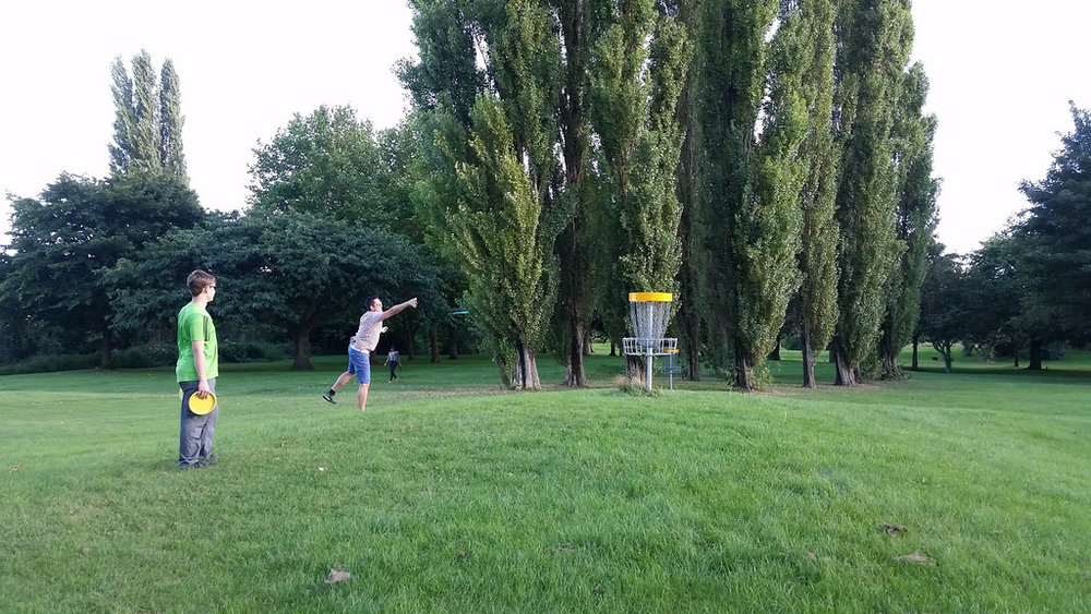 Bedworth Disc Golf Course