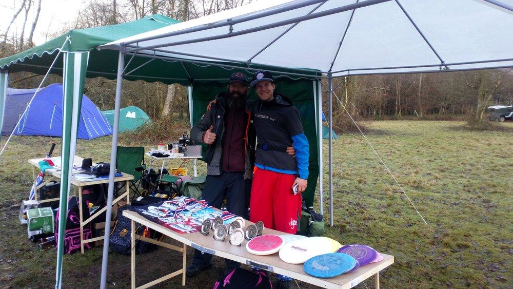 Robb Hamilton and Oliver Simonsen - Co-Tournament Directors