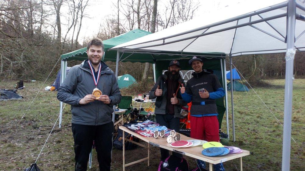 1st Place - Dominic Hudson