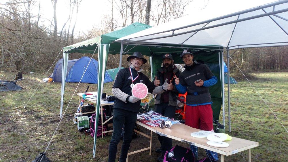 2nd Place - Woodstock Harding