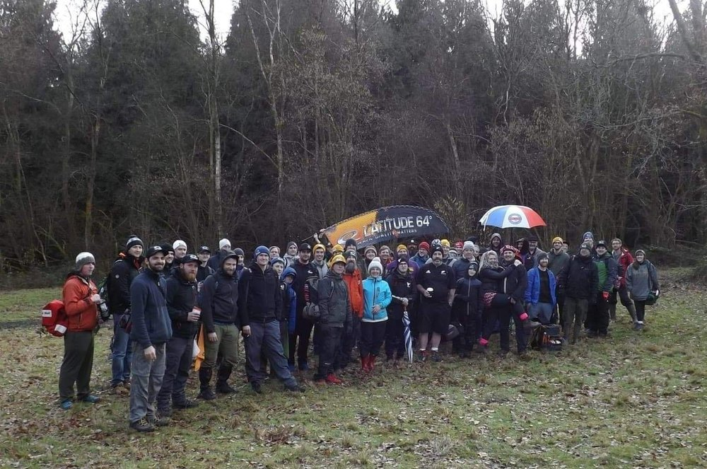 Latitude 64 Valentine's Heartbreaker 2019 presented by Basingstoke Disc Golf and London Disc Golf Community Event Gallery