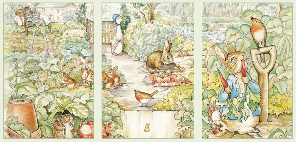 'The Tale of Peter Rabbit'