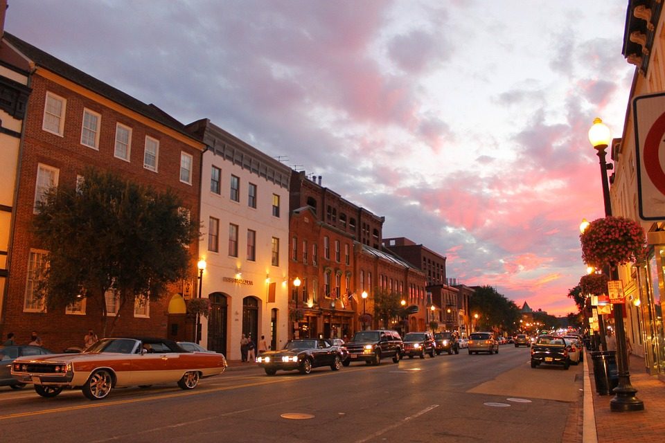 Apartments in Georgetown Washington DC near University