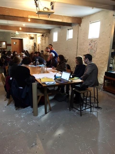 Ethical Entrepreneurship workshop - Local Enterprise Week 2018, Dublin