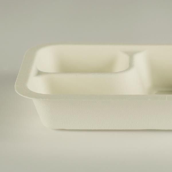 Base gourmet de bagazo con dip 12oz (350ml), línea V3.