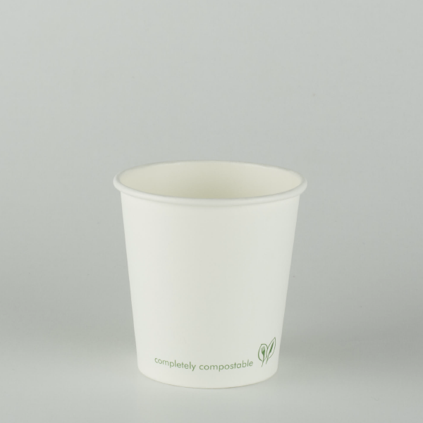 Vaso blanco 4oz (120ml).