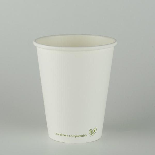 Vaso blanco 8oz (240ml).