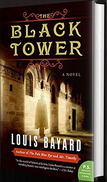 the black tower, louis bayard