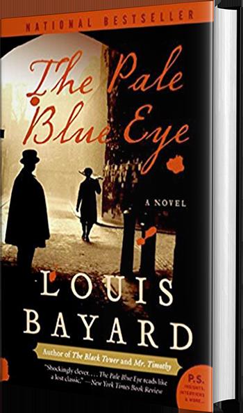 the pale blue, louis bayard