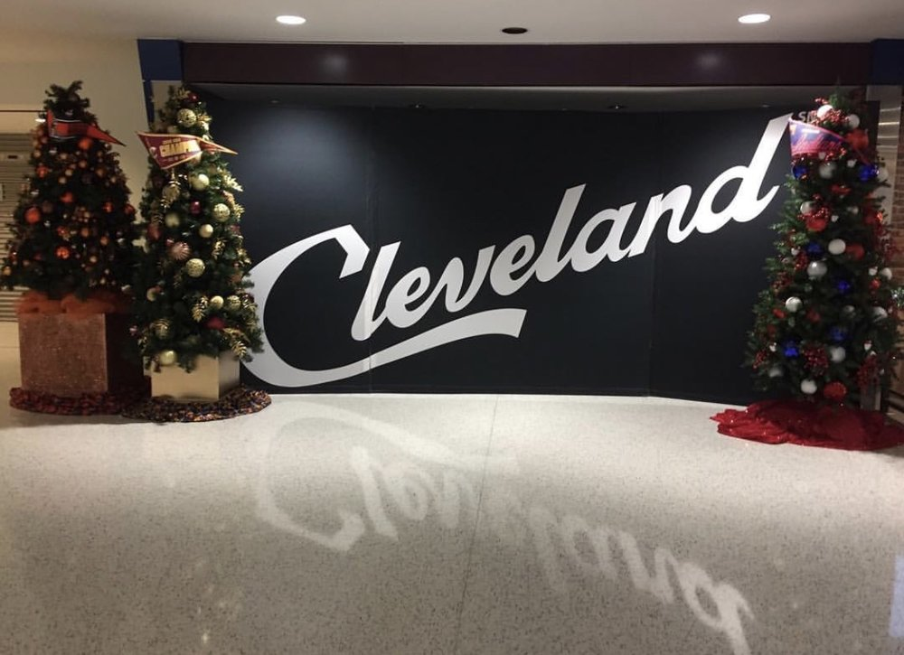 Photo Credit:  Cleveland Hopkins International Airport