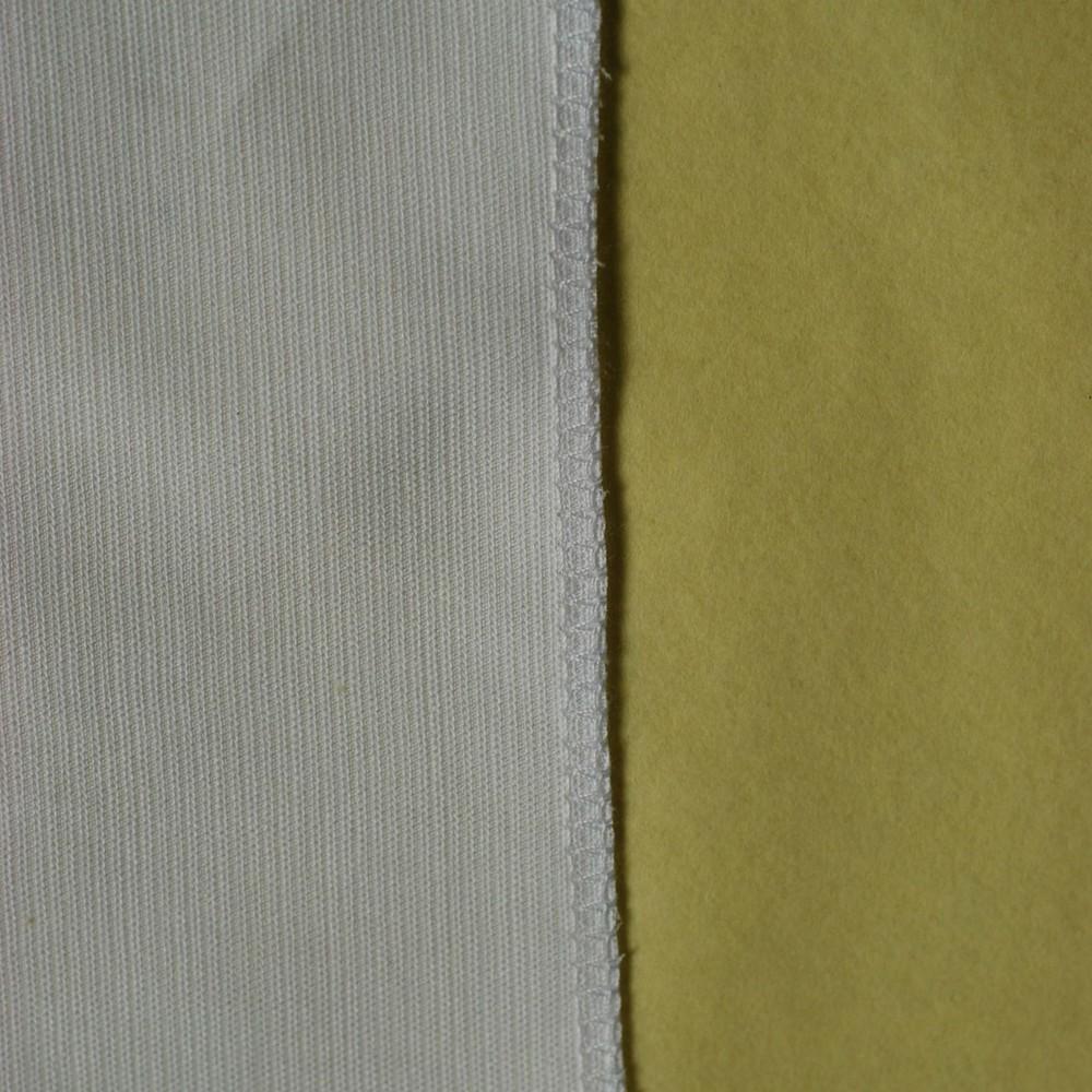 Vrangsiden er mere kantet og laver spidser i stedet for buer   The wrong side is very pointy to look at.
