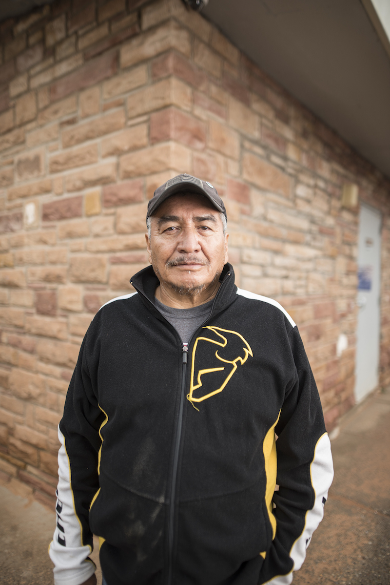 Russell Robbins lives on Navajo Mountain and needs clean water. - Watch the film.
