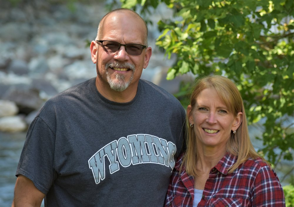 Jeff & Sandra Garza - Jeff & Sandra Garza are originally from Dinuba, CA. The Garza family relocated to Worland 15 years ago. Jeff serves as our Worship Pastor here at First Southern. They have been married for 29 years. They have 3 adult sons. Jeff works at the Wyoming Boys School. Sandra is on staff at Worland High School.