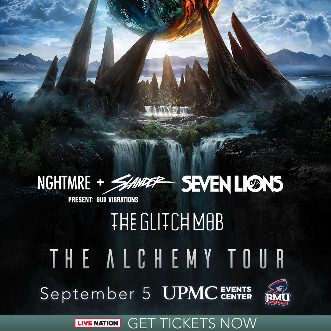 NGHTMRE, SLANDER, SEVEN LIONS, THE GLITCH MOB - THE ALCHEMY