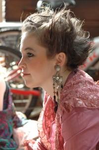 Natalie Kuhn - Female Pirate
