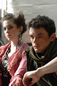 Natalie Kuhn & Patrick James Taylor/ Female Pirate & Robinhood Romeo