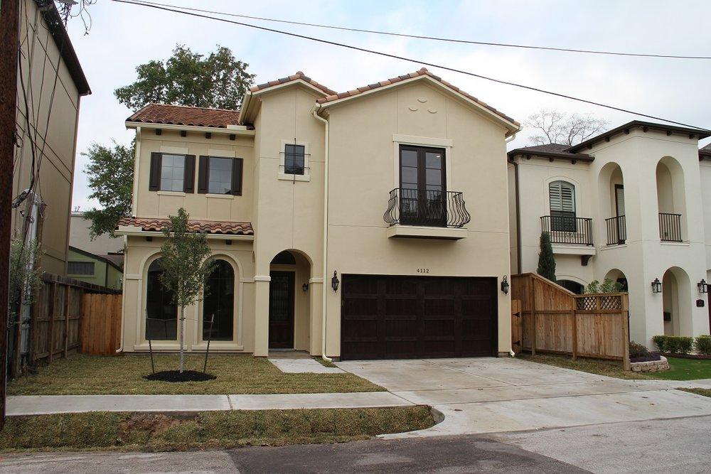 4112 Blossom Street   Rice Military/Washington Avenue Houston, TX