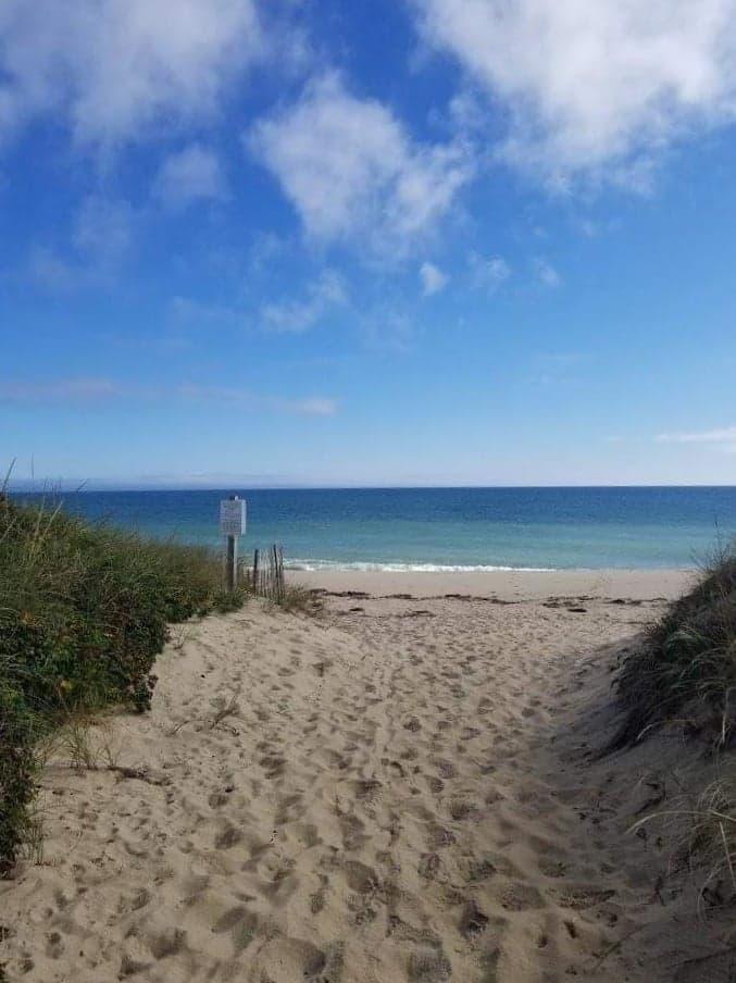 There are too many beaches to count on beautiful Nantucket Island.