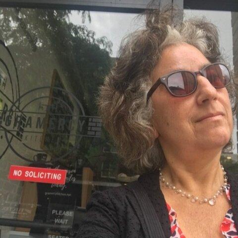 Kim Gerstman, Gramercy Kitchen, New York, June 2018