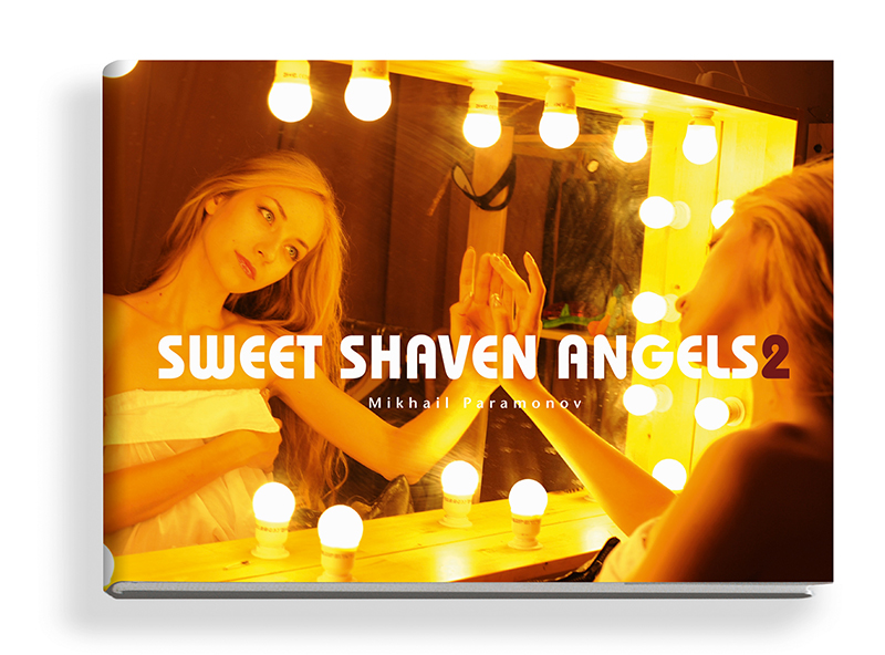 Sweet Shaven Angels 2 (Edition Reuss, 2012)