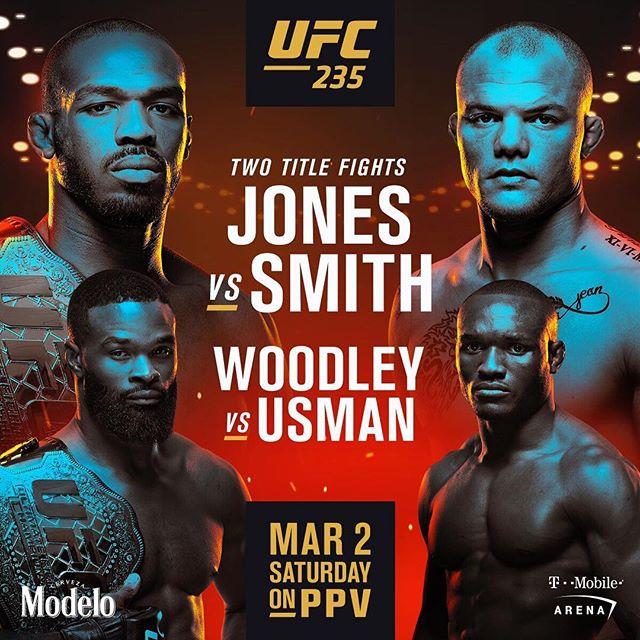FIGHT TONIGHT! Come down to our Hoboken location to witness Jones vs Smith and Woodley vs Usman live! NO COVER 💪 . www.houseofque.com  #UFC #appetizers #HOQ #HouseofQue #Foodie #NJFoodie #Foodstagram #awesomesauce #Hoboken #HobokenNJ #HobokenNoJokin #WeehawkenNJ #WeeHawken #BeerTowers #NJ #NewJersey #HobokenRestaurant #fightnight #jonesvssmith #woodleyvsusman #ufc235