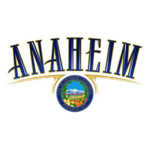 City of Anaheim, California