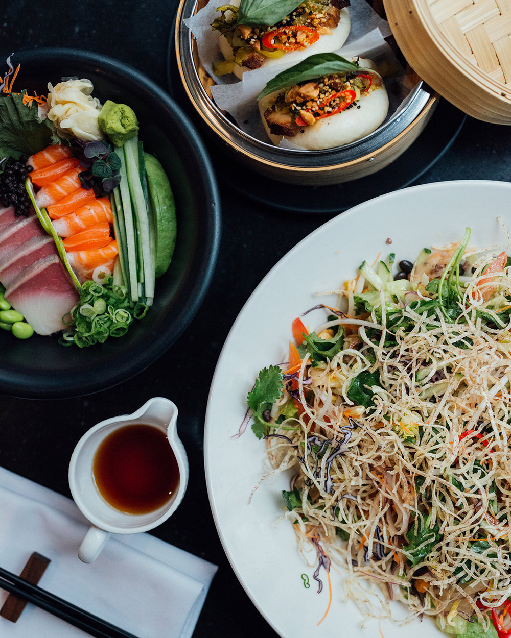 East Pan-Asiatique Poké Yusheng